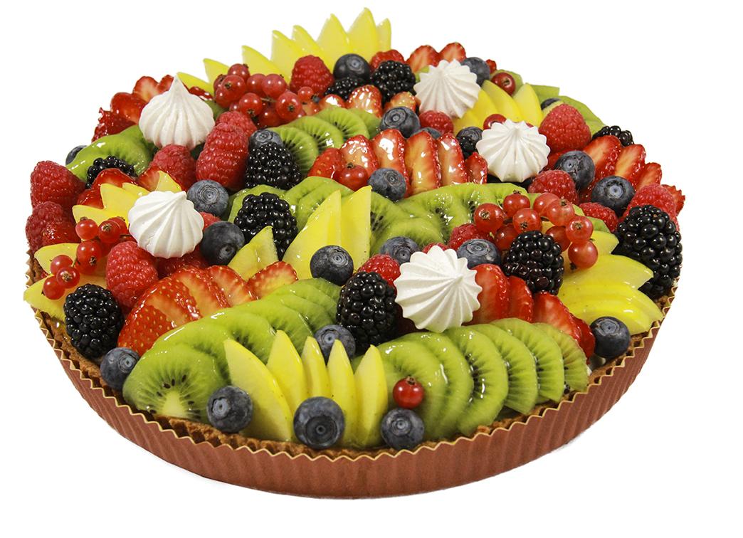 T 206 Fresh Fruit Tart Lana S Dazzling Desserts