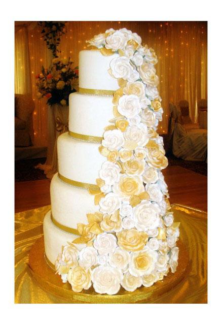 Unique Wedding Cakes for Chicago
